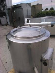 20 Gallon Groen Self Contained Kettle Natural Gas