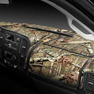 Coverking Mossy Oak Camo Tailored Dash Cover For Dodge Ram Made To Order
