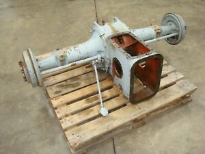 1952 Ferguson To30 Tractor Rear End Assembly