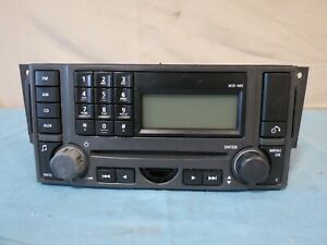 05 09 Land Rover Lr3 Am Fm 6 Cd Aux Radio Player Dash Control Oem Vux500490
