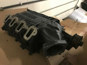 Factory Gm 6 2l Chevy Camaro Cadillac Lsa Oem Supercharger Swap Ls Based 2