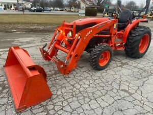 2010 Kubota Grand L3240 Only 374 Hours Nationwide Shipping Available