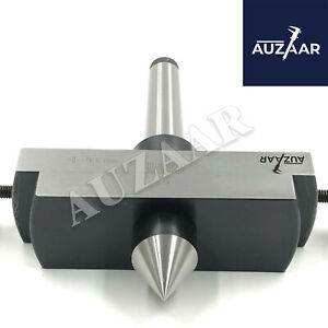 Taper Turning Attachment Mt3 Shank 3mt For Off setting Lathes Tailstock Metal