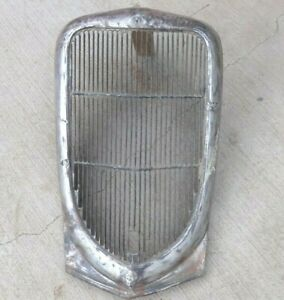 1935 Ford Truck Grille Shell Original Pickup Panel Custom Rod