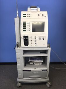 Accurus 600ds Phaco Unit Loaded W Accessories Light Source And Foot Pedal