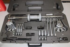 Mac Tools Ps1190 10 Way Slide Hammer Puller Set Complete Excellent Condition