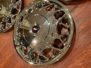 Single 1997 2005 Buick Century 15 Chrome Hubcap Wheel Cover New Replacement
