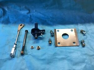 Early Bronco 1999 2004 Mustang Hydro Boost To Stock Booster Bracket 66 77