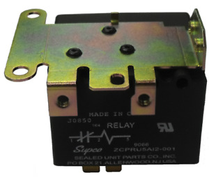 Supco 90 66 Potential Relay 395 Continuous Coil Voltage