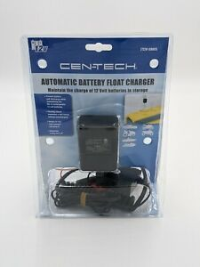 Cen Tech Automatic Battery Float Charger 69955