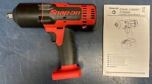 Snap on Ct8850 1 2 13mm 18v Impact Wrench Tool Only