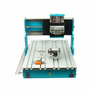 Cnc Frame 6040l Linear Guideway Diy Engraving Drilling Milling Machine Router