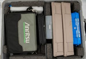 Anritsu S331l Site Master Cable Antenna Analyzer