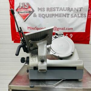 Hobart 2912 6 Speed Automatic Meat Cheese Deli Slicer Refurbished W sharpener