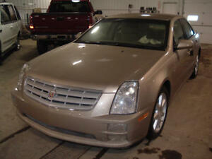 2006 Cadillac Sts Body Control Module Bcm Computer