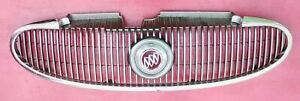 2004 2005 2006 2007 Buick Rainier Front Chrome Grille Grill