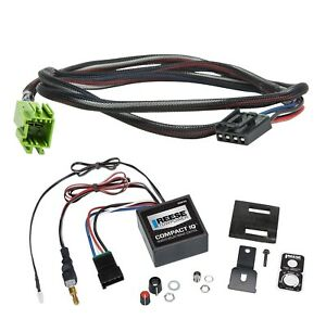 Reese Iq Trailer Brake Control For 07 09 Dodge Sprinter 2500 3500 Wiring 1 3 Axl