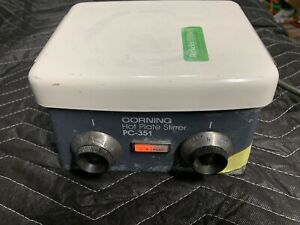 Corning Pc351 Pc 351 Stirrer Mixer Hotplate Magnetic Hot Plate