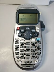 Dymo Letratag Handheld Portable Electronic Labeler Label Maker tested