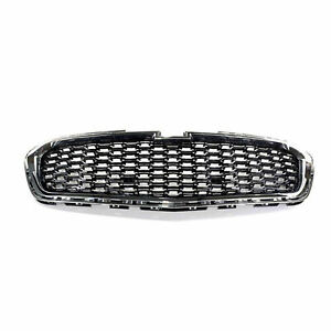 Front Center Grille Fits 2014 2015 Chevrolet Malibu Free Fast Shipping