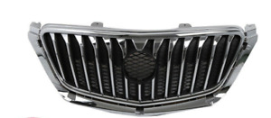 Fits 2013 2016 Buick Encore Front Upper Hood Grille Grill Chrome Replacement