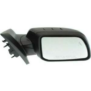 Mirror For Ford Edge 2011 2014 Passenger Side Oe Replacement Power Glass