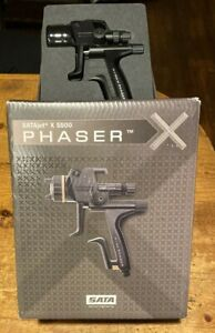 Sata Jet X 5500 Rp Phaser 1 3 0 Nozzle 2 Rps Cups 0 61 0 91 Swivel Joint New