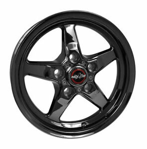 Race Star Wheels 92 Drag Star 15x3 75 5x4 50bc 1 25bs Dark Star