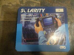 Solarity 4 Channel Scope Kit Otc3852 Otc 3852 Scope Module Full Kit New In Box