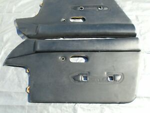 90 97 Mazda Mx5 Miata Door Panels Pair Left Right Good Condition Pwr Win