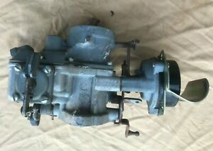 Autolite 1100 Ford 6 Cyl Mustang Carburetor 170 200 Engines 1963 1969 Falcon