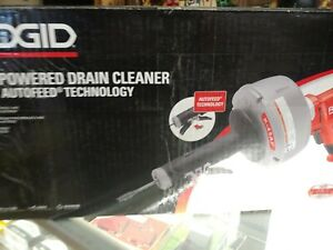 Ridgid 35473 K 45af Sink Drain Cleaning Machine New