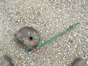 Oliver 88 Diesel Tractor Power Take Off Pto Engagement Lever Cover Holder