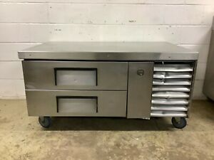 Chef s Base Grill Base True Trcb 50 2 Drawer Refrigeration Tested