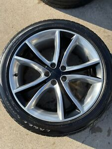 4 2015 Dodge Charger Rt Rims Tires Included
