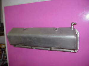 1 Aluminum Sheet Metal 351w Ford Valve Cover With Oilers From Roush Yates Head