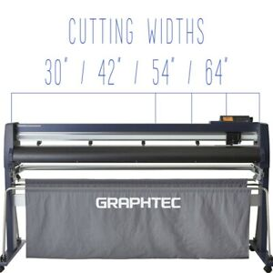 used Graphtec Fc9000 160 64 Wide Vinyl Cutter Local Picup