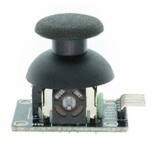 For Arduino Dual axis Xy Joystick Module Higher Quality Ps2 Joystick Control
