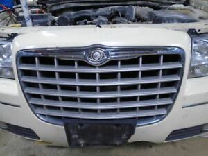 Grille Silver And Chrome Fits 05 10 300 1396187