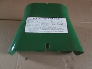Oliver Tractor 1755 1855 1955 2255 Pto Shield Very Nice