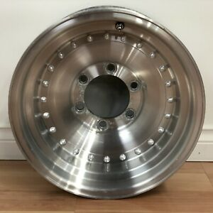 1 Used 15 X8 American Racing Outlaw 1 Aluminum Wheel 6x5 5 Pattern