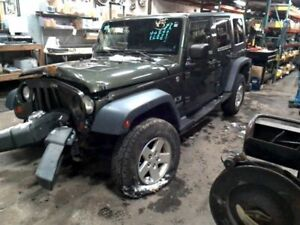 Rear Axle Dana 44 Lhd 3 73 Ratio Fits 08 15 Wrangler 507050
