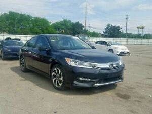 Steering Column Floor Shift Us Market With Fog Lamps Fits 15 17 Accord 503788