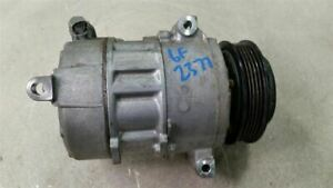 2018 Chevy Malibu Ac A c Air Conditioning Compressor