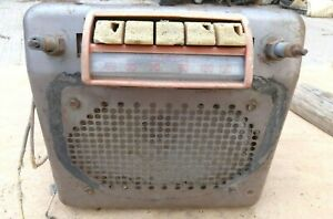 1947 1953 Gmc Truck Radio Original Gm Pickup Panel Suburban