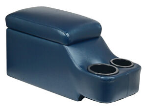New Humphugger Removable Console Fairlane Galaxie Maverick Mustang Coupe Md Blue