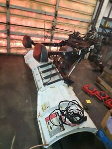 Blizzard Power Hitch 2 8600hd Snow Plow With 2008 2010 F250 Mount