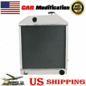 C7nn8005h Aluminum Tractor Radiator Fit Ford New Holland 2000 2600 3000 3600