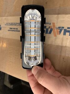 Whelen Liberty 500 Series Lin6 Led Head Inboard Amber New Style