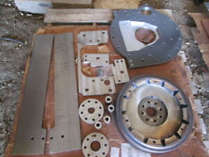 Cummins 5 9 Conversion Kit For Several Case Tractor 400 730 830 Pulling